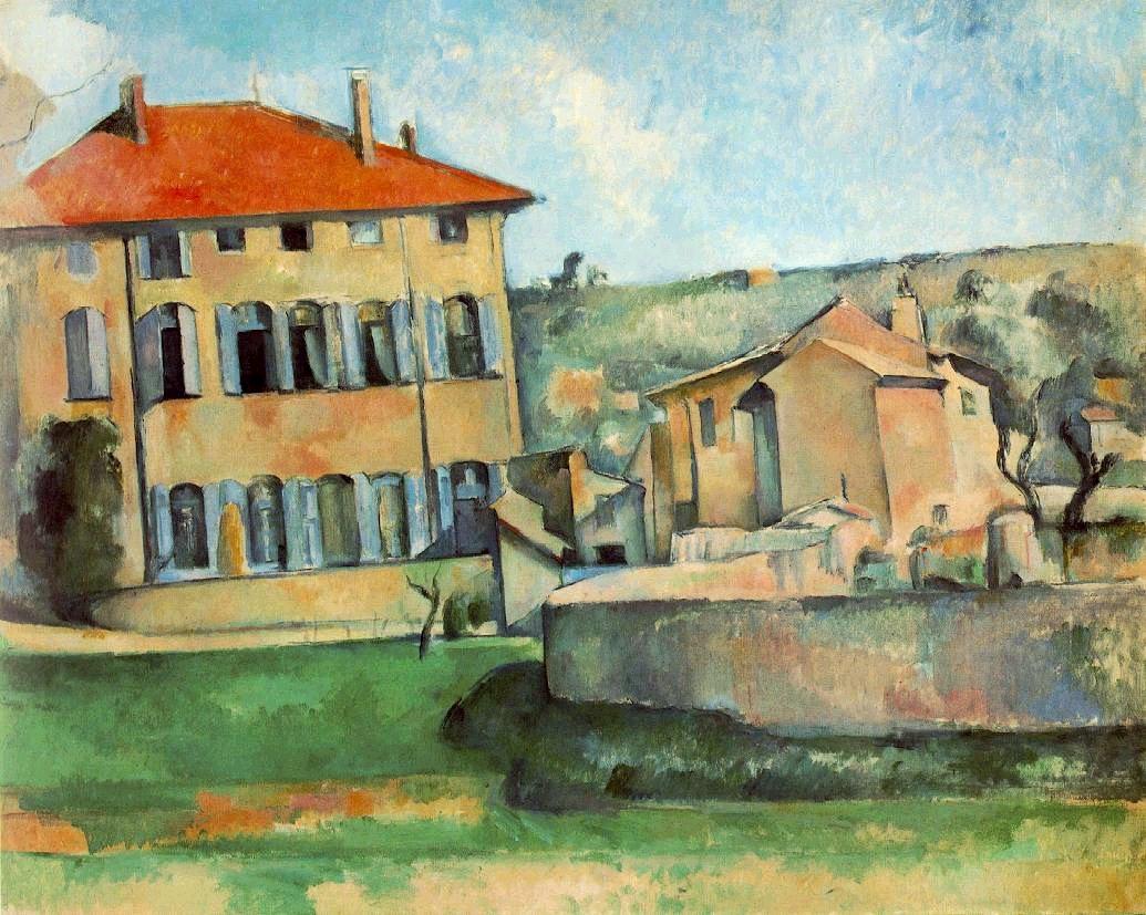 Maison et ferme du Jas de Bouffan