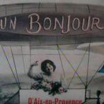 """Gros plan sur le film """"Aix-en-Provence 1946-1968"""""""