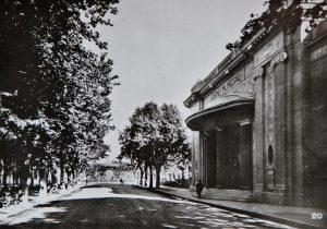 Aix-en-Provence en 1942