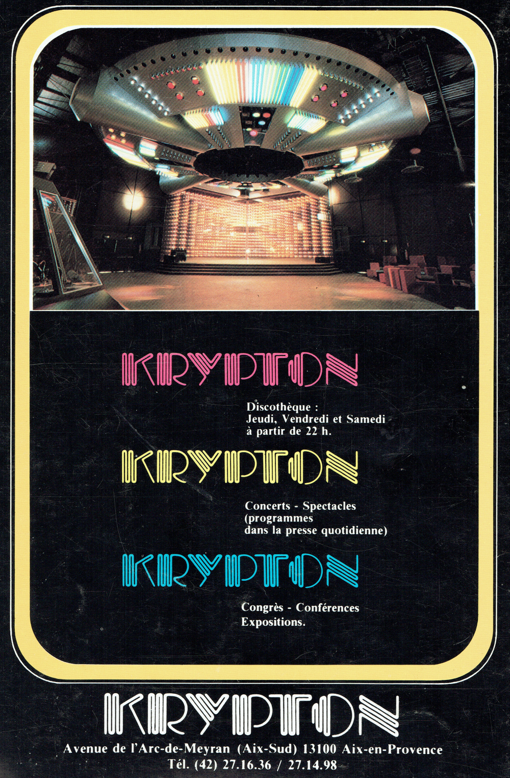 KRYPTON AIX – 10