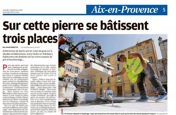 LA PROVENCE 01092018