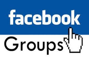 Groupes Facebook à suivre d'urgence...