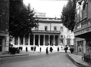 Le Palais de Justice d'Aix-en-Provence