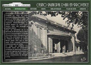 Visitez l'ancien Casino d'Aix-en-Provence