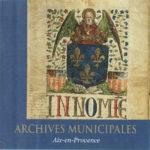 Les Archives Municipales d'Aix-en-Provence
