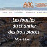 Fouilles archéologiques d'Aix-en-Provence