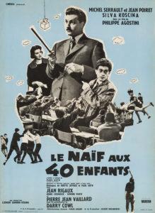 Le naïf aux quarante enfants