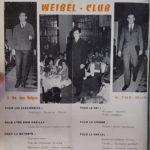 La mode masculine de 1965 à Aix-en-Provence