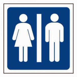 WC publics souterrains