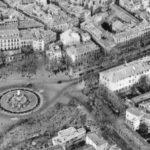 Une vue inédite d'Aix-en-Provence vers 1950
