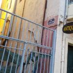 La vraie plus petite rue d'Aix-en-Provence