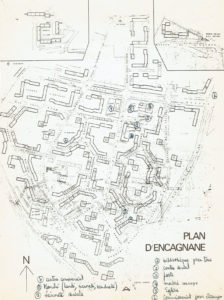 Exposé scolaire sur le quartier d'Encagnane à Aix-en-Provence