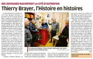 """On"" parle de l'Aixois Thierry Brayer !"