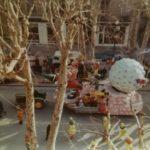 Le Carnaval d'Aix de 1969 vu d'en haut