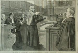 L'affaire Gouthe-Soulard, archevêque d'Aix