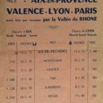 Aix-Lyon-Paris en car