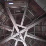 Le clocher de la cathédrale d'Aix-en-Provence