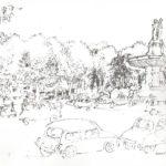 La Rotonde par Henri Crespi