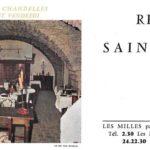 Allons dîner au relais de Saint-Pons