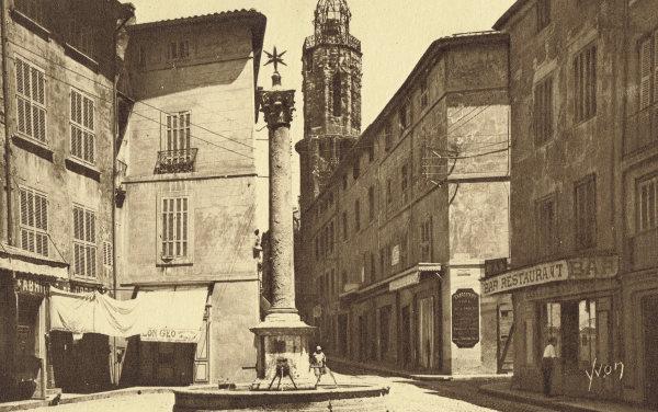 place des Augustins – aix-en-provence