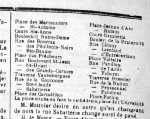 national 13 mai 1894