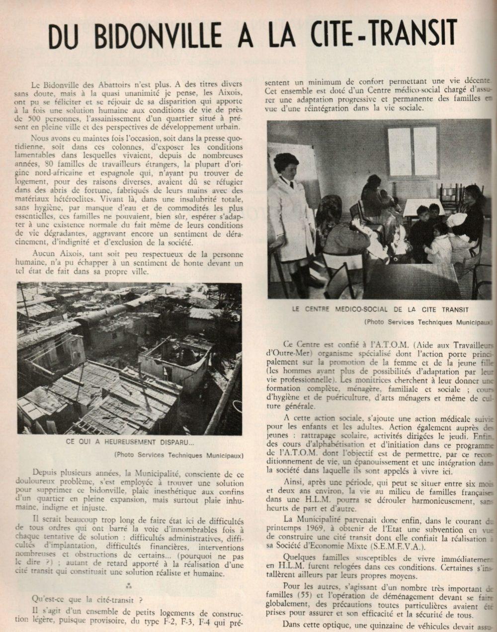 1966 AIX PROVENCE
