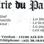 Librairie du Palais