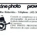 Ciné Photo Provence