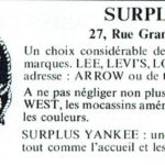 Surplus Yankee