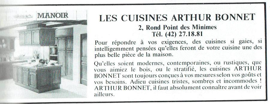 Les cuisines Arthur Bonnet