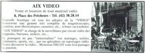 Aix Vidéo