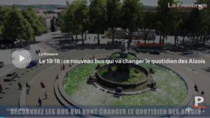 Point sur le BHNS avec La Provence