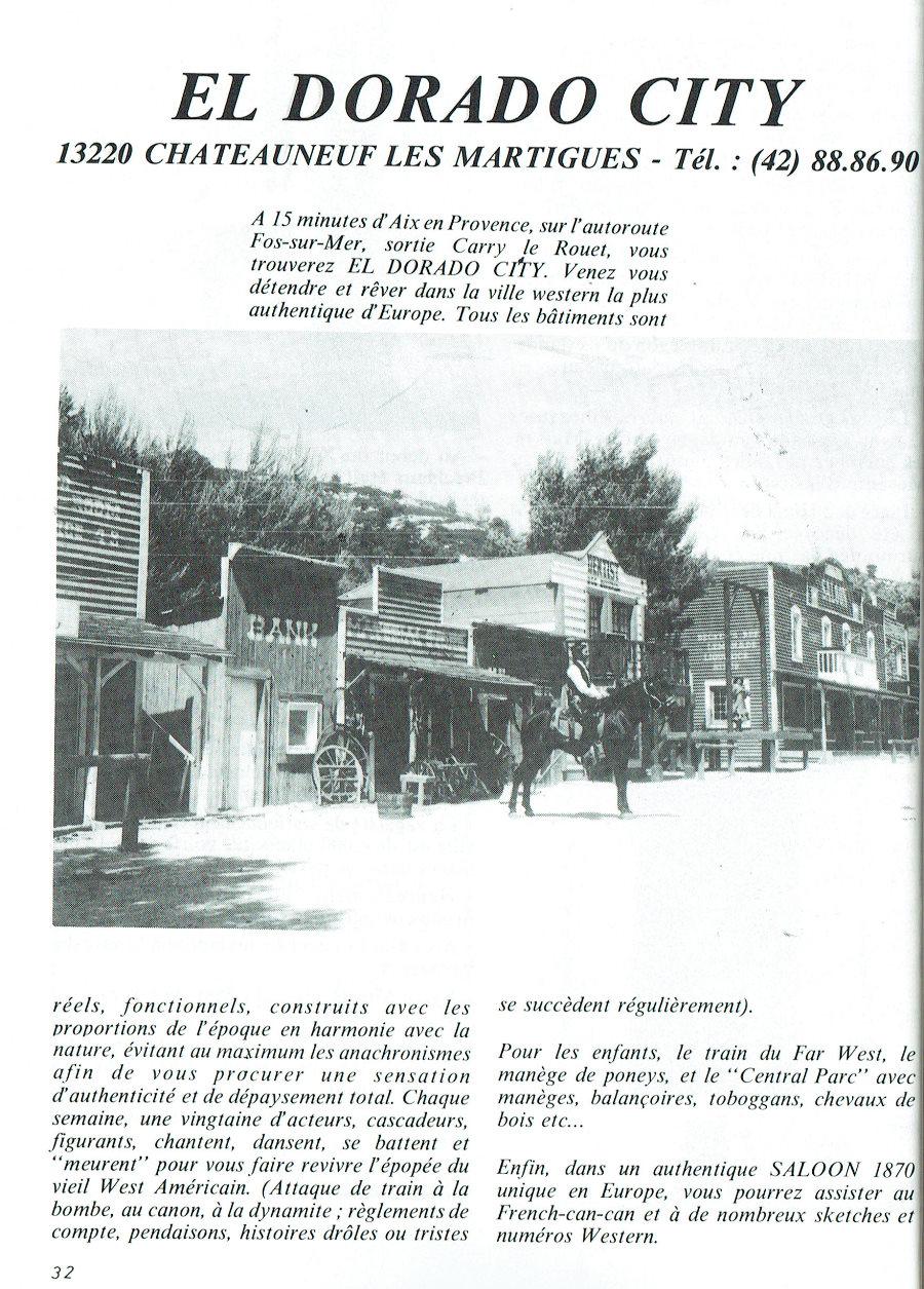EL DORADO – 1981 – 2