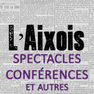 Spectacles-Conférences...