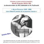 Aix-en-Provence 1946-1968 de Jean Chiarelli