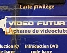 Vidéo Futur, Vidéo Passé