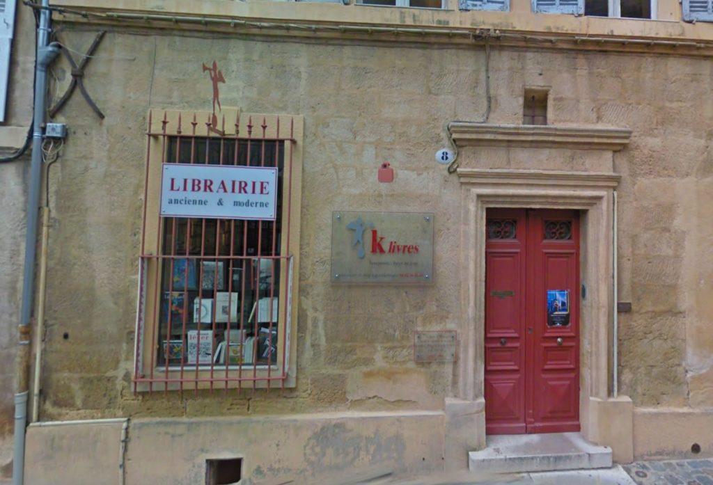 K Livre Ferme Au Suivant Histoire D Aix En Provence