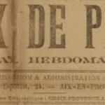 Le 27 avril 1919