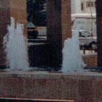 Une fontaine qui ne coule plus