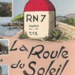 Histoire de la nationale 7 à Aix-en-Provence