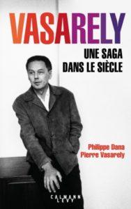 Pierre Vasarely dédicacera : Vasarely, une saga dans le siècle