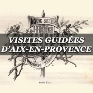 Visites guidées d'Aix-en-Provence en NOCTURNE