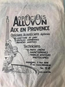 Opticiens Allovon
