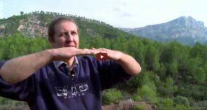 Yves Dutour Paléontologue explique la genèse de Ste Victoire