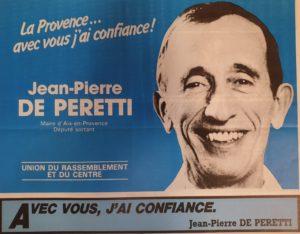 1989 - Jean-Pierre de Peretti