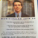 1995 - François-Xavier de Peretti