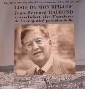 1995 - Jean-Bernard Raymond