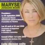 2009 - Maryse Joissains Masini