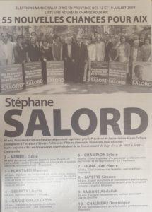 2009 - Stéphane Salord