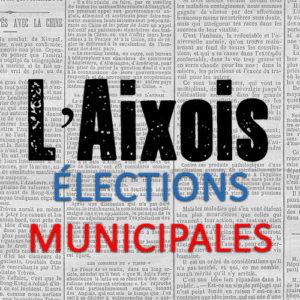 Élections Municipales à Aix-en-Provence